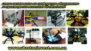 Шелкотрафаретное оборудование от компании Ukrstaninvest