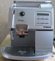 Кофеварка Saeco Magic digital