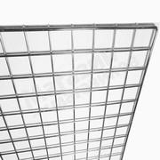 Новое эконом предложение для магазинов хроморованые решетки и комплект